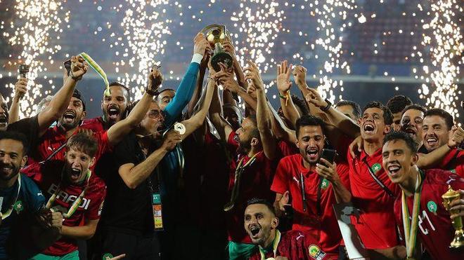 Le Maroc a remporté la sixième édition du Championnat d'Afrique des nations