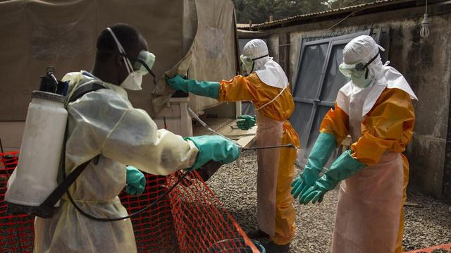 Guinée : bientôt la fin de l'épidémie d'Ebola