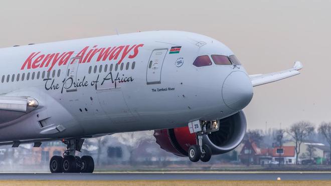 Kenya Airways veut s'imposer comme le transporteur principal des vaccins anti-Covid en Afrique (photo d'illustration)