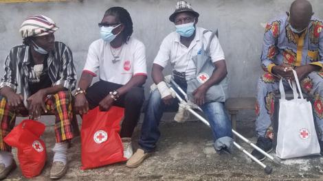 Être lépreux à Douala