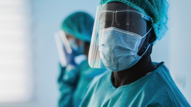 Les soignants du continent, en première ligne face au coronavirus, sont à bout (Image d'illustration)
