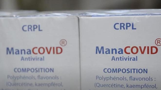 Le ManaCovid pourrait être utilisé pour soigner le coronavirus (Illustration)