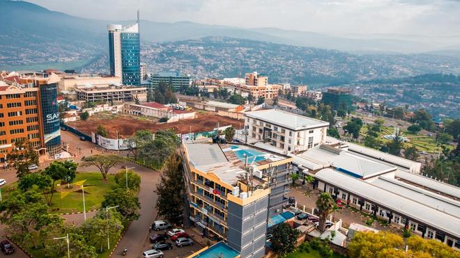 Depuis l'instauration du confinement, les rues sont désertes à Kigali (photo d'illustration)