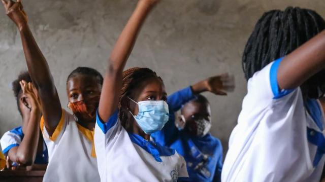Coronavirus : En RD Congo, l'Unicef plaide pour la réouverture des écoles