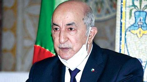 Algérie: Après deux mois d'absence, le président de retour au pays