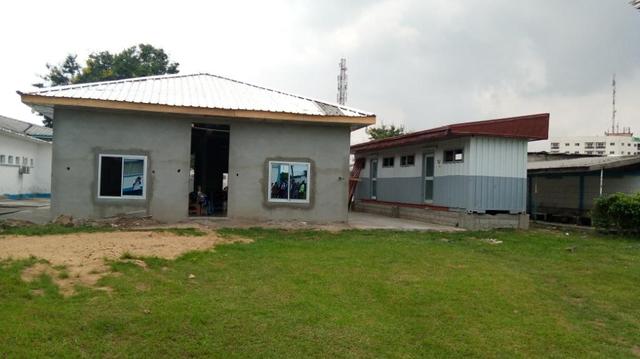 """Au Cameroun, l'hôpital Laquintinie s'apprête à se doter d'une """"maison de famille"""""""