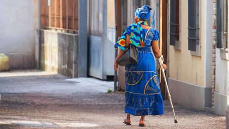 En Guinée, les maladies musculaires débouchent encore trop souvent sur des handicaps