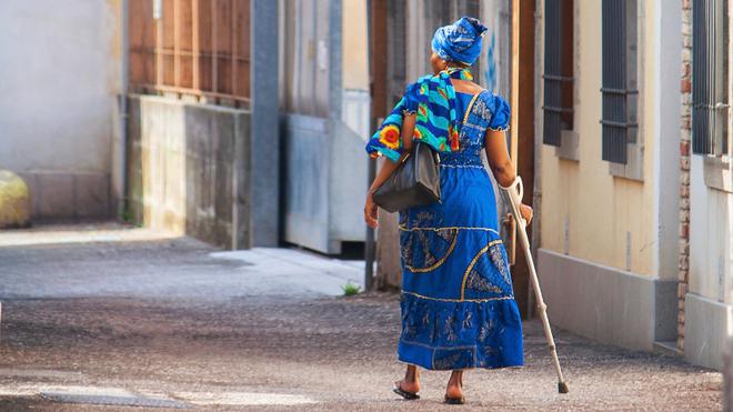 Quelque 120 millions de personnes vivent avec un handicap en Afrique (photo d'illustration)