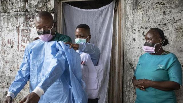 RDC : les soignants du Sud-Kivu eux aussi victimes du Covid