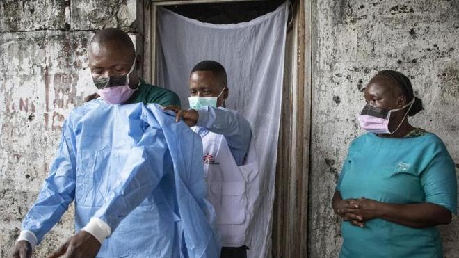 De nombreux médecins se contentent d'assurer le minimum en RDC (photo d'illustration)