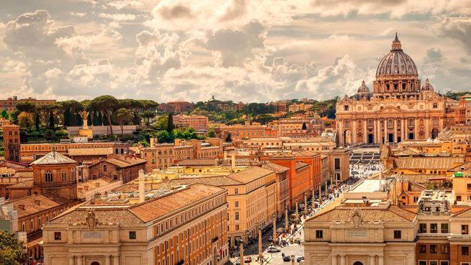 """Le Vatican a rassuré ses fidèles et les a encouragé à se faire vacciner pour """"le bien commun"""" (Image d'illustration)"""