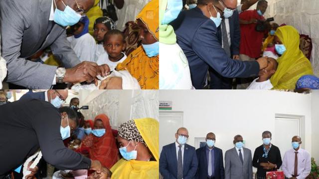 Polio : Djibouti mène une campagne de vaccination massive