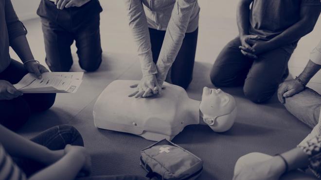 Les premiers secours peuvent sauver ! (Image d'illustration)