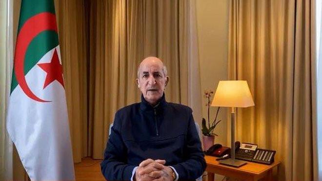 Amaigri, Tebboune s'est efforcé de rassurer les Algériens sur son état de santé