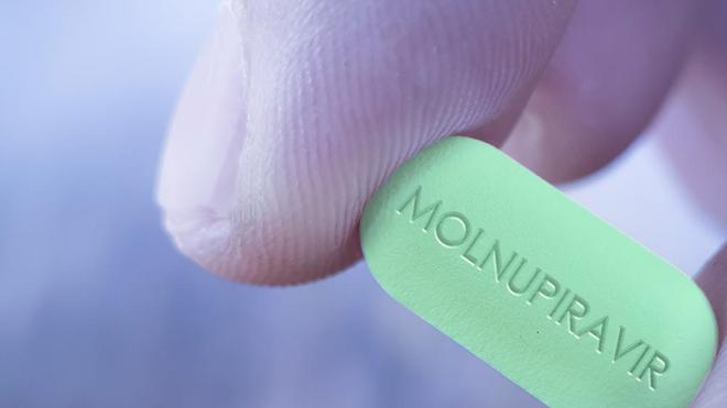 Le Molnupiravir pourrait stopper la transmission du coronavirus (Covid-19) en moins de 24h (photo d'illustration)