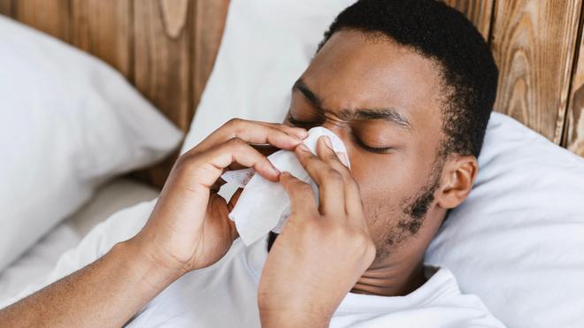 La sinusite peut entraîner de graves complications (Image d'illustration)