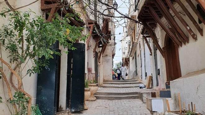 Depuis la mise en place du confinement, les rues algériens sont dépeuplées (photo d'illustration)