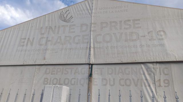 Coronavirus: le dépistage, le combat difficile des Casablancais