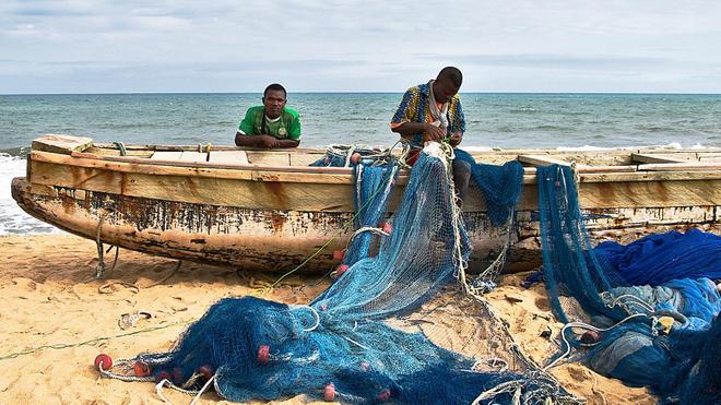 Les pêcheurs ont pu reprendre le travail (image d'illustration)