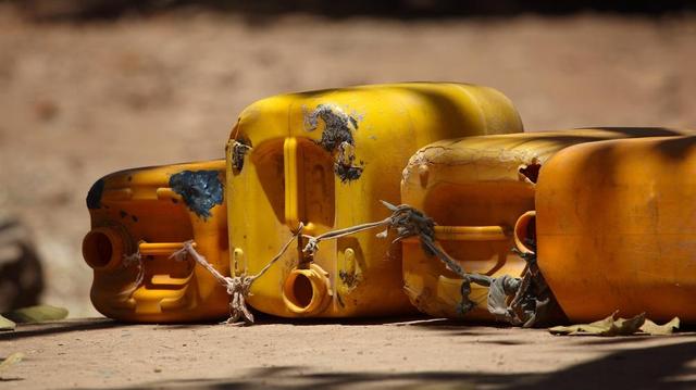 Kinshasa manque d'eau, en pleine pandémie de coronavirus