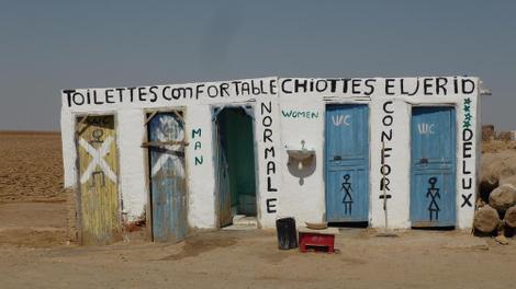 Le manque de toilettes en Afrique, un problème de santé publique