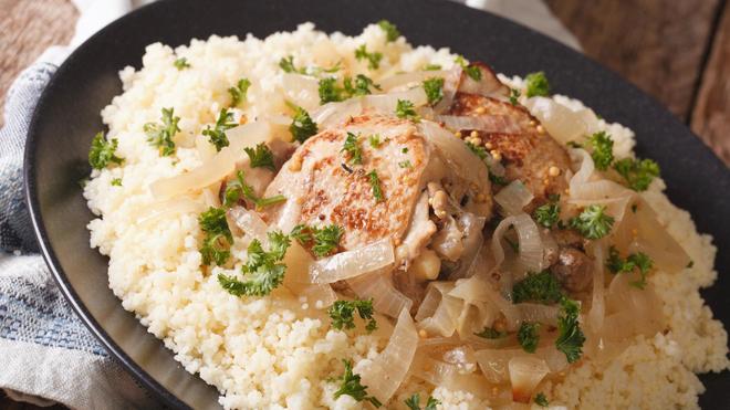 Le poulet Yassa est une excellente source de vitamines