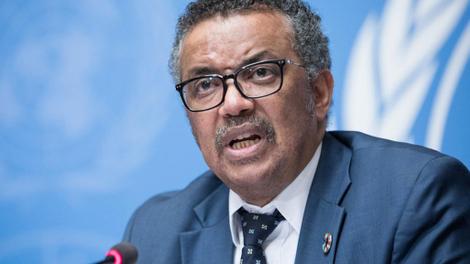 L'Allemagne soutient l'Ethiopien Tedros pour un deuxième mandat à la tête de l'OMS