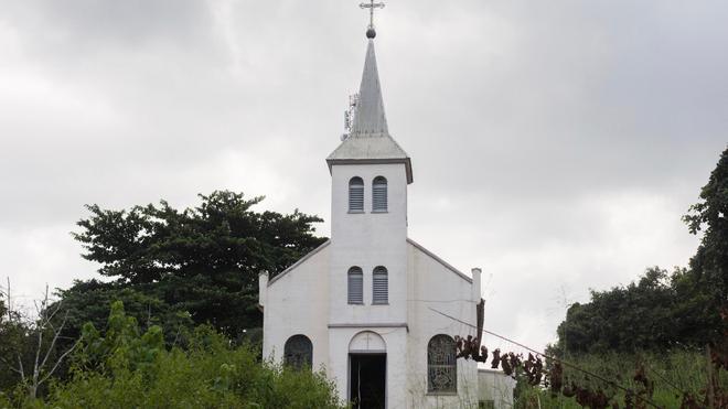 Une église près de Kribi, au Cameroun (image d'illustration)