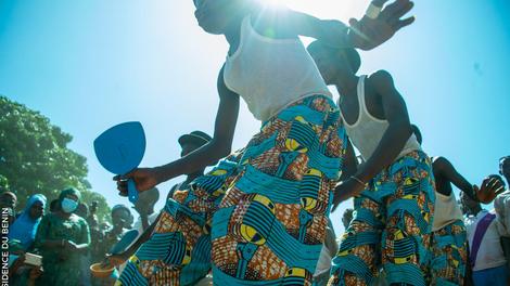 Coronavirus au Bénin : l'édition 2020 de la Gaani réduite à un défilé