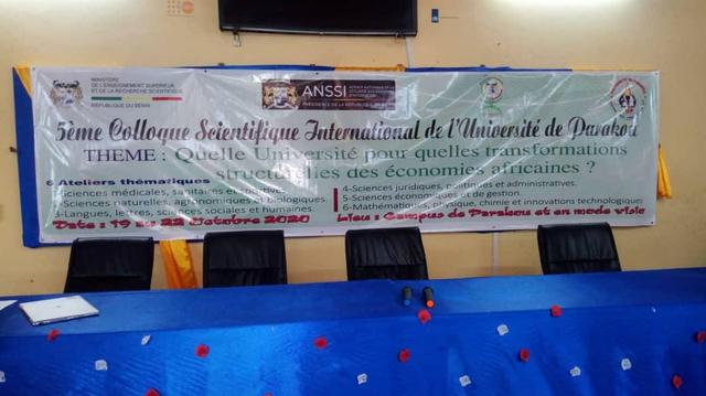 Bénin : La Covid-19 chamboule le Colloque Scientifique de l'Université de Parakou