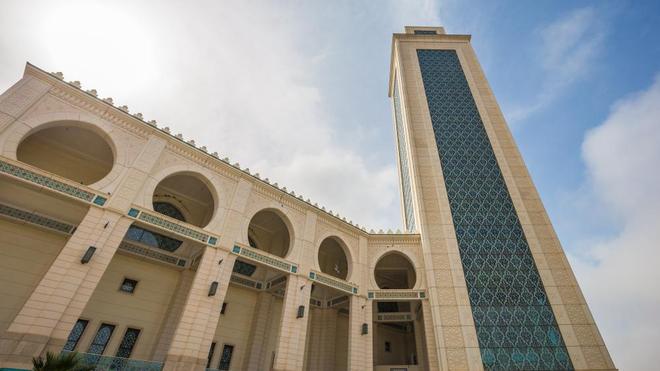 La mosquée Ibn Badis à Oran s'apprête à rouvrir ses portes pour la prière du vendredi (photo d'illustration)