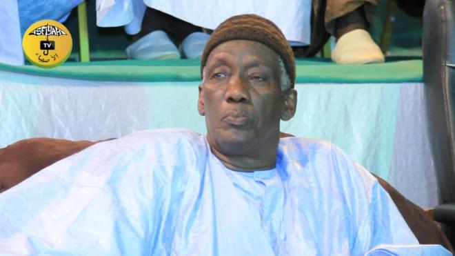 Serigne Mbaye Sy Abdou a annoncé l'annulation du Gamou 2020 (photo d'illustration)