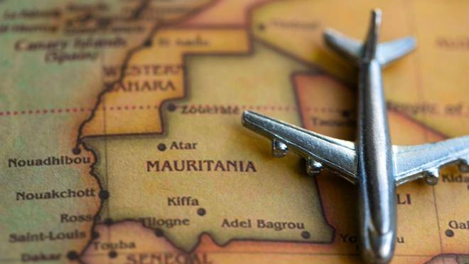 La Mauritanie rouvre ses frontières aériennes dès ce vendredi (photo d'illustration)