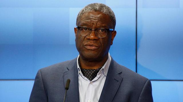 Coronavirus en RDC : Denis Mukwege quitte la Commission chargée de la riposte