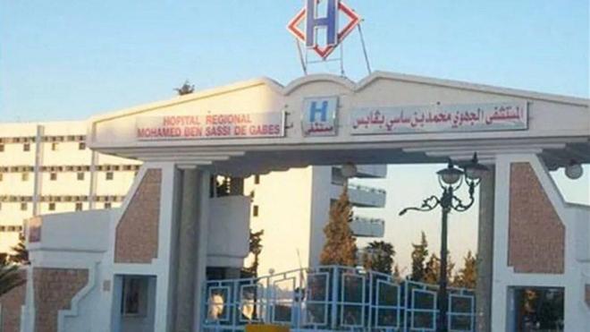 Face à la Covid-19, l'hôpital régional de Gabès manque de moyens (Illustration)