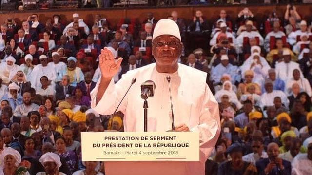 """Mali : l'ex-président, IBK, hospitalisé pour un """"contrôle de routine"""""""