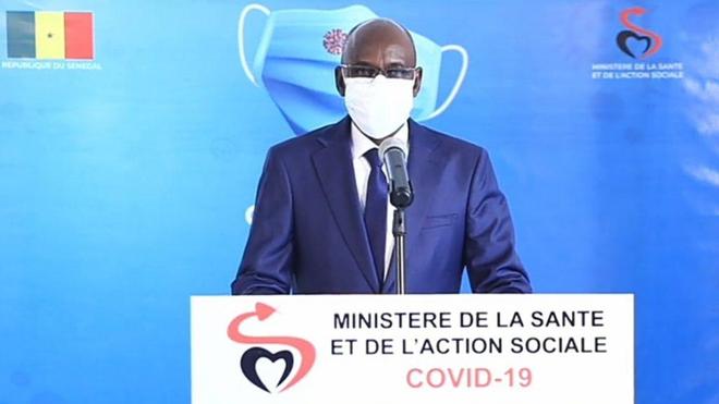 Le Dr El HadjiMamadou Ndiaye s'inquiète de l'évolution de l'épidémie de coronavirus (photo d'illustration)