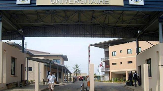 Le Centre Hospitalier Universitaire de Libreville par Sonny Marvin OUTATA (Google maps)