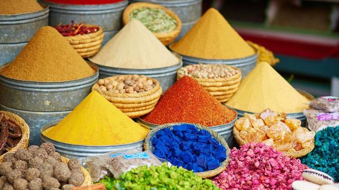 La présence de plomb dans les épices marocaines ( Illustrations)