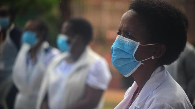 Coronavirus : L'Afrique frôle le million de cas officiels