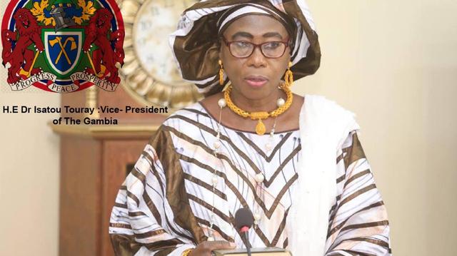 Gambie : Trois ministres et la vice-présidente positifs au Covid-19