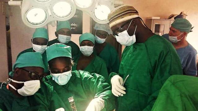 Cameroun : Des opérations chirurgicales pour les femmes victimes des fistules obstétricales