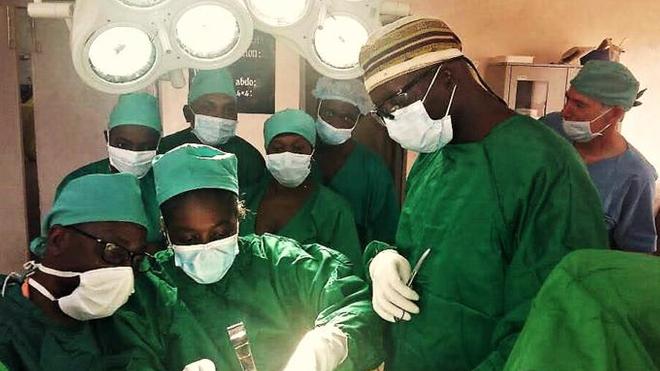 L'UNFPA prend en charge des personnes souffrant des fistules obstétricales dans la région de l'Adamaoua