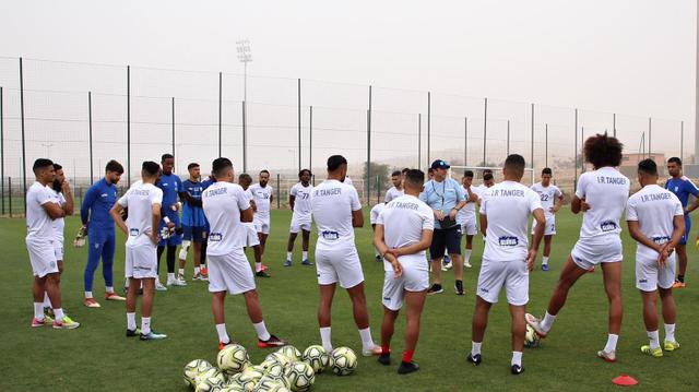 Coronavirus : des footballeurs marocains testés positifs