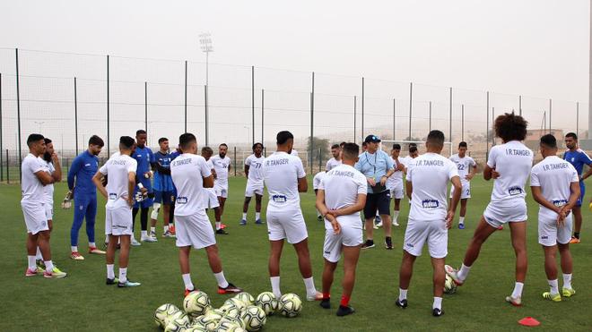De nombreux joueurs de l'Ittihad de Tanger sont positifs au coronavirus