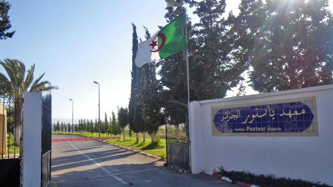 Siège social de l'Institut Pasteur d'Algérie à Dely Brahim