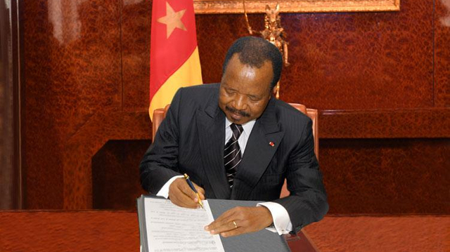 Coronavirus au Cameroun : Paul Biya fait un don de 2 milliards de FCFA