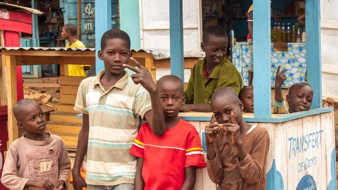 """A Bangui, de nombreux enfants sont en """"insécurité alimentaire"""""""