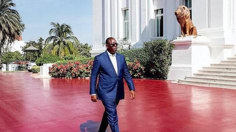 Coronavirus au Sénégal : fin de la quarantaine du président Macky Sall