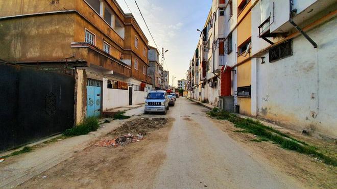 Les rues sont dépeuplées à Annaba